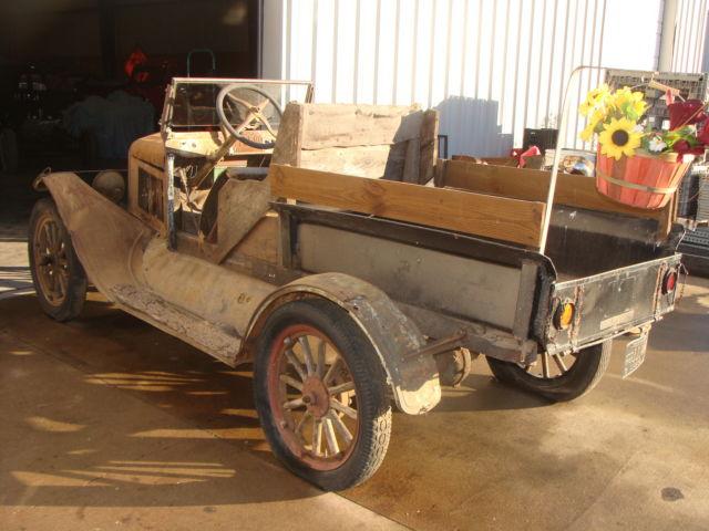 1923 ford model t pickup for sale photos technical specifications description. Black Bedroom Furniture Sets. Home Design Ideas