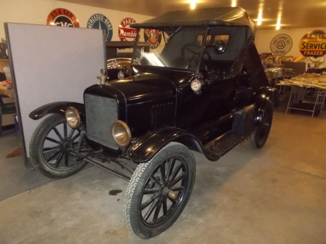 1923 Ford Model T Roadster...Pickup...