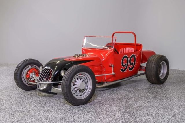 1923 Ford Roadster Track T Tribute
