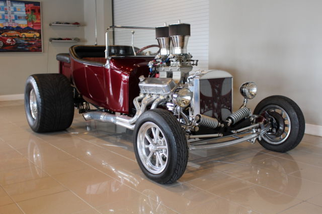 1923 Ford T Bucket 427 Cui Engine Only 400 Miles For
