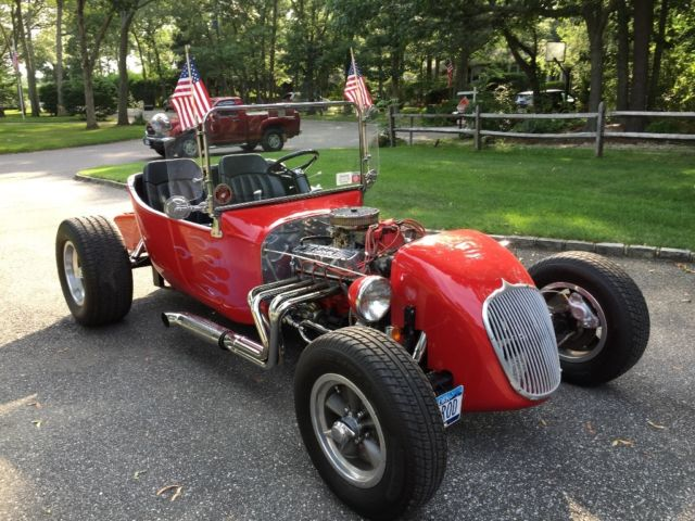 1923 Ford Model T T-bucket street rod
