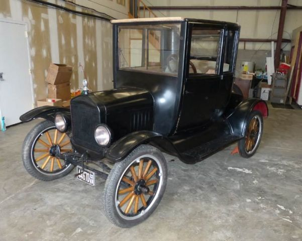 1923 Ford Model T Coupe