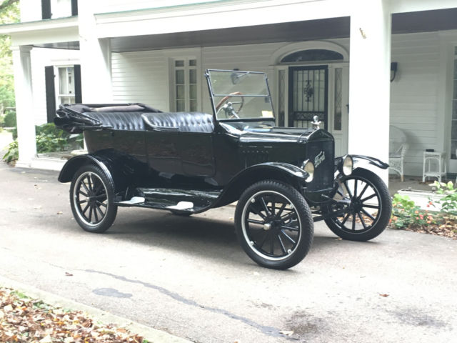 1923 Ford Model T Tourig