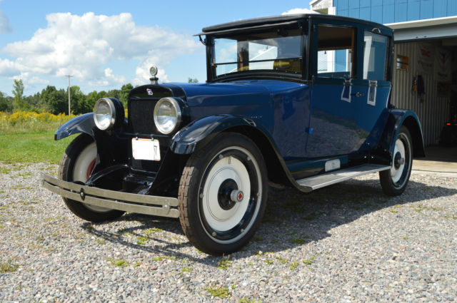 1923 Other Makes B6 COUPE RARE FIND