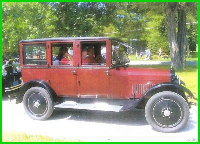 1923 Studebaker Light Six All Original
