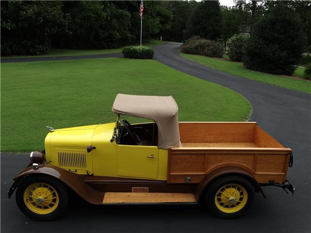 1923 WILLYS OVERLAND ROADSTER PICKUP --