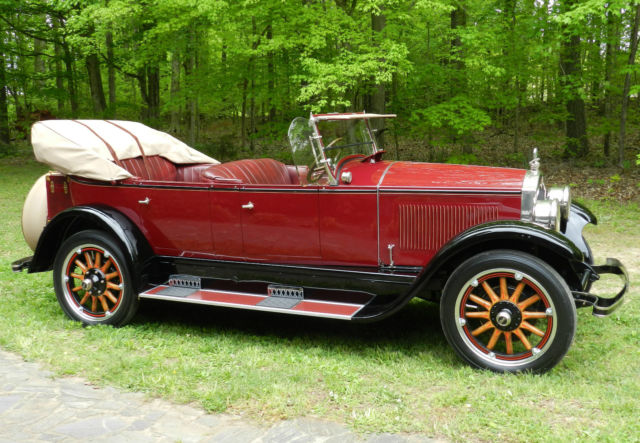 1924 Buick Sports Touring