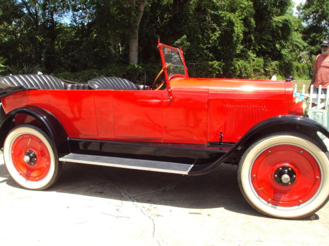 1924 Other Makes Maxwell 25-C Touring