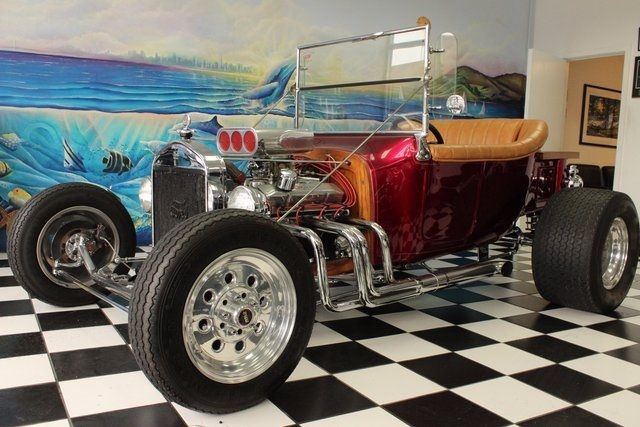 1924 Ford T BUCKET HOT ROD