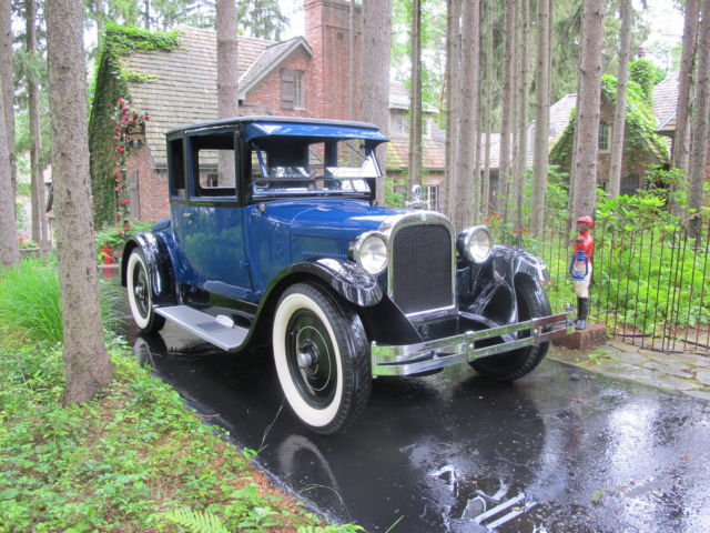 1925 Dodge Other Doctors Coupe