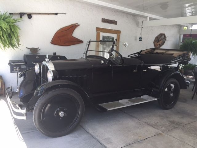 1925 Dodge TOURING CAR