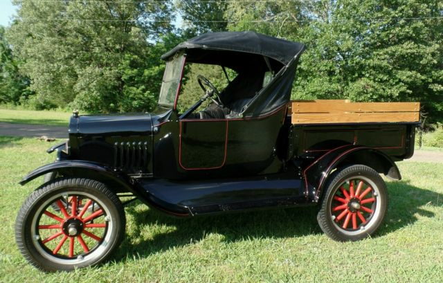 1925 Ford Model T Pickup Rare And Beautiful For Sale