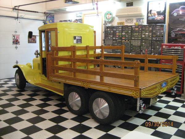 1925 Ford Model T Flatbed