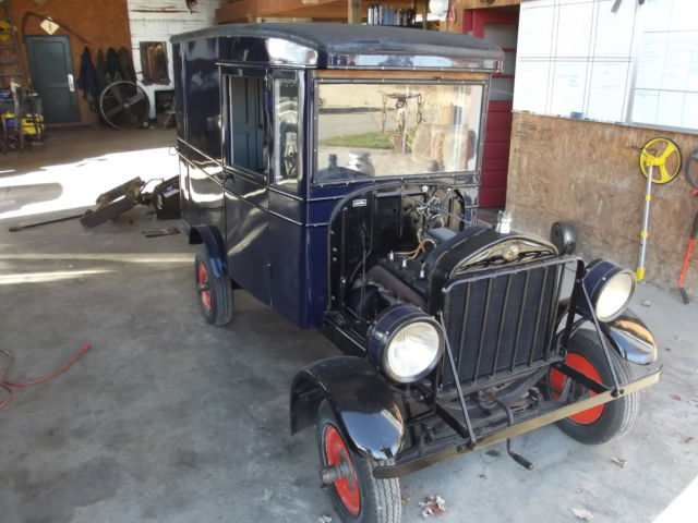 1925 Ford Other Blue