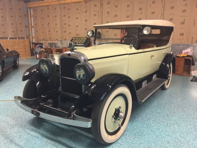 1925 Nash Big Six