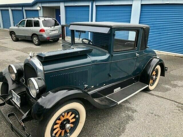 1926 Chrysler Finer 70 G CLEAN TITLE