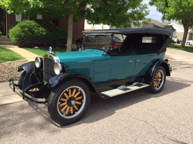 1926 dodge brothers touring car for sale photos. Black Bedroom Furniture Sets. Home Design Ideas