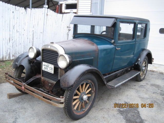 1926 Other Makes  2 DOOR SUPER 6 ESSEX SUPER SIX  2 DOOR SUPER 6 SEDAN