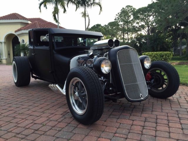 1926 Ford Model T Coupe Hot Rod