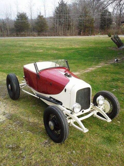1926 Ford Model T Hot Rod Vintage Race Car Roadster