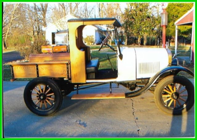 1926 Ford Model T Restored Pickup Truck
