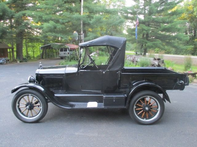 1926 Ford Model T Roadster Pickup For Sale Photos Technical Specifications Description