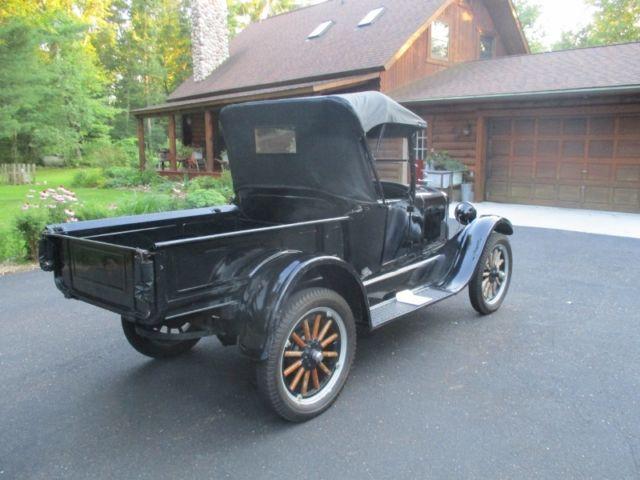 1926 ford model t roadster pickup for sale photos technical specifications description. Black Bedroom Furniture Sets. Home Design Ideas