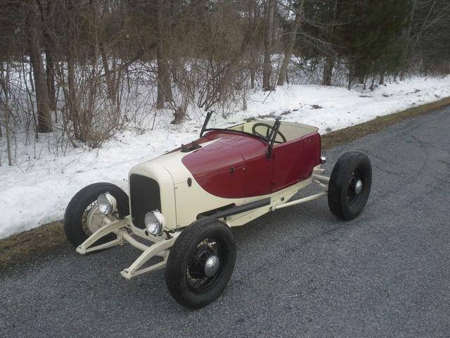 Ford Model T Scta Roadster Hot Rod