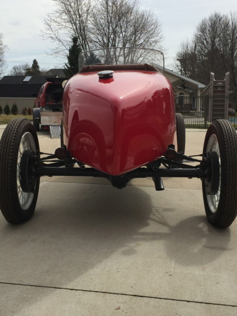 1926 Ford Model T Speedster for sale photos technical