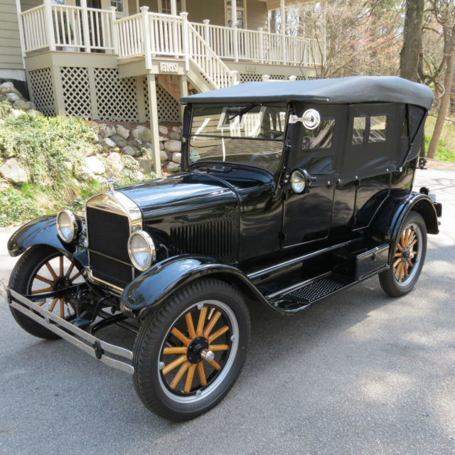 1926 Ford Model T Open Touring  Car