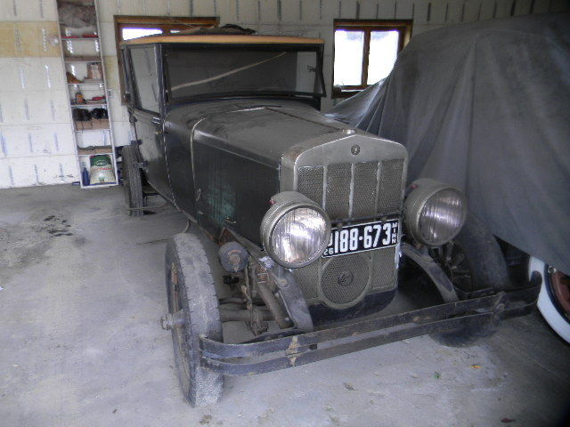 1926 Other Makes 11A Victoria Coupe standard original