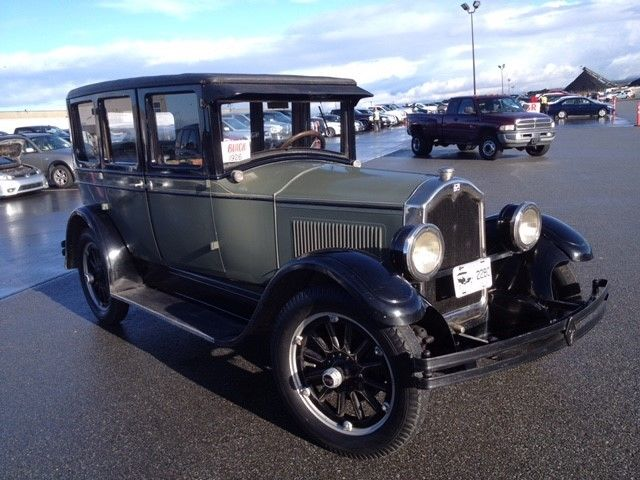 1926 Buick Other authentic wood