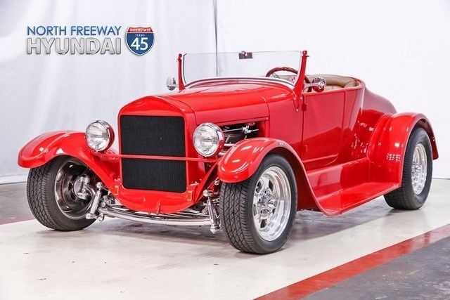 1926 Ford Model T Chrome 350ci V8 Supercharged Hotrod