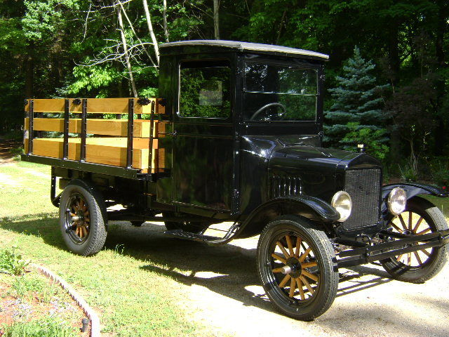 1926 Ford Model T 1 TON