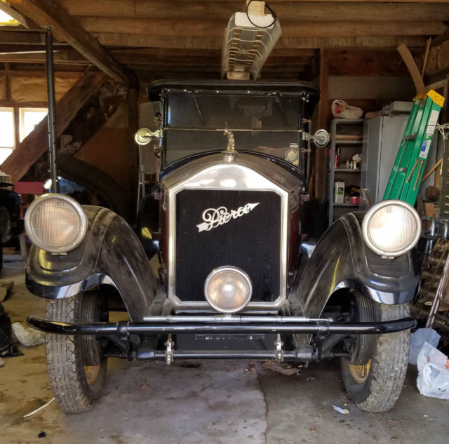 1926 Other Makes Pierce Arrow Series 80