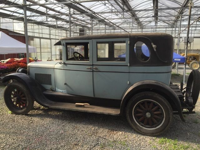 1926 Other Makes Brougham