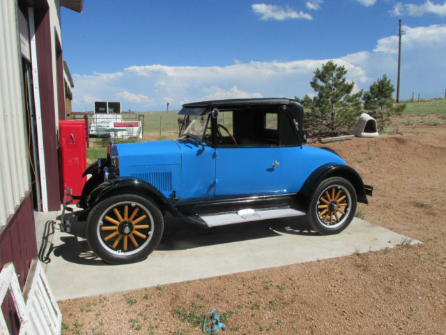 1926 Other Makes Coupster M