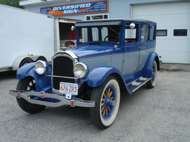 1926 Willys 70