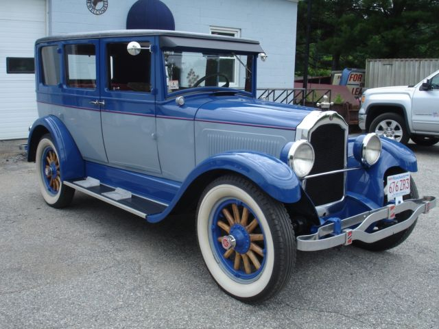 1926 Willys Knight Model 70A
