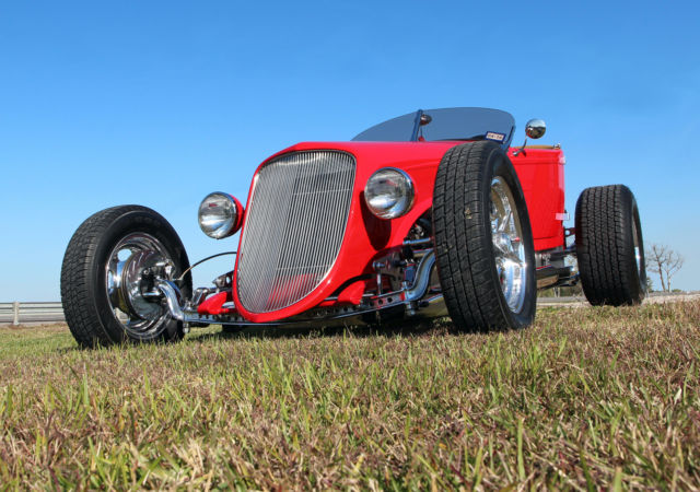 1933 Ford Zipper Street Rod Roadster