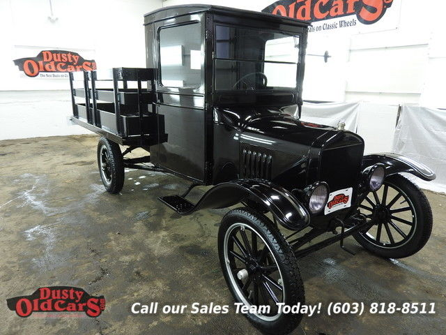 1927 Ford Model T Runs Drives Body Inter Excel 2.9L I4
