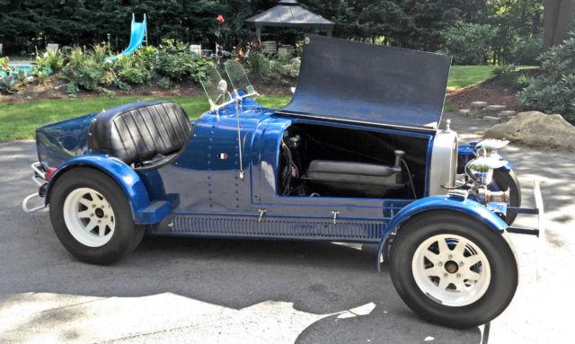 1927 bugatti type 35b replica  kit car for sale  photos