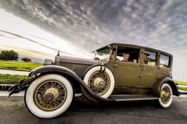 1927 Cadillac Fleetwood Imperial