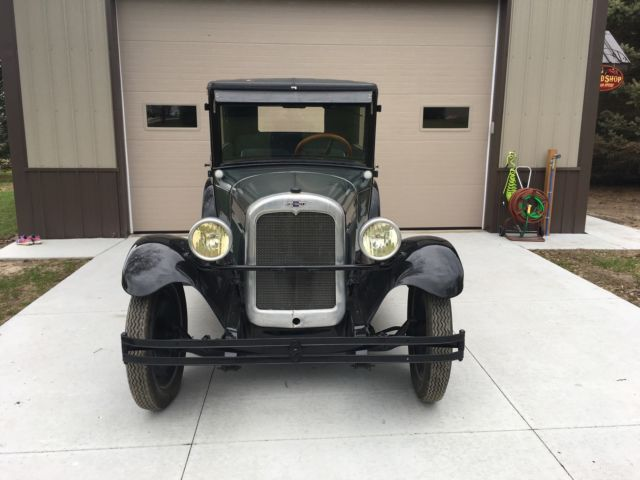 1927 Chevrolet Capital Coach