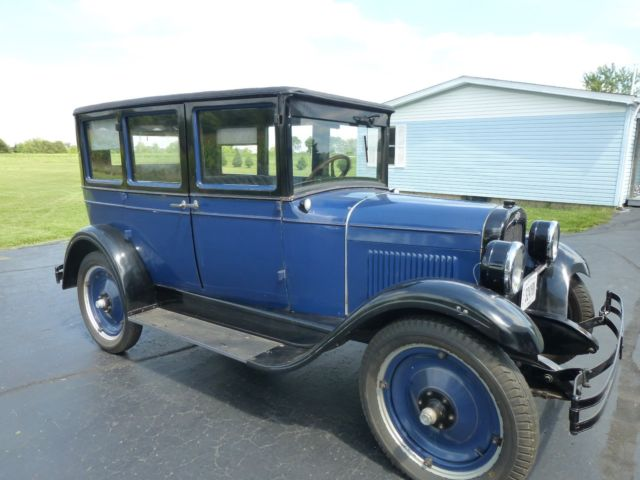 1927 Chevrolet Other 4 door sedan