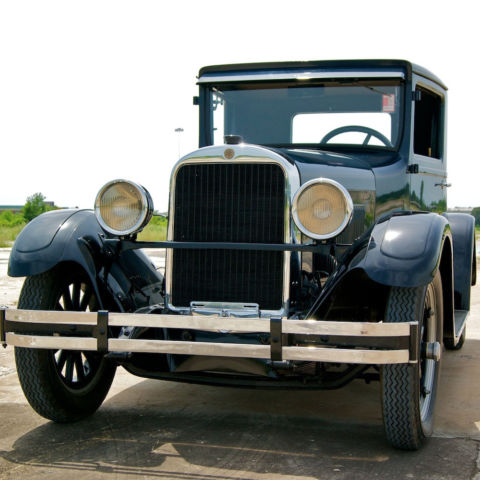 1927 Other Makes Dodge Brothers Series 128 Coupe