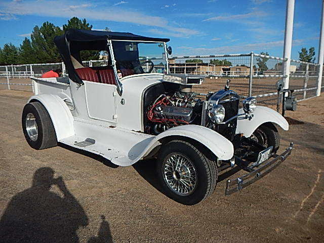 1927 Ford Model T 1970's Build Roadster Pickup