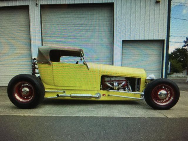 1927 Ford Model T Lakes Modified