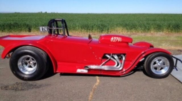 1927 Ford Roadster Drag Race Car for sale: photos, technical