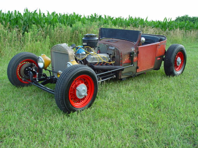 1927 Ford Model T HOT ROD